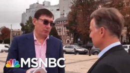 Ex-Ukraine Prosecutor Says He Spoke With Rudy Giuliani 'Maybe 10 Times' | Andrea Mitchell | MSNBC 7