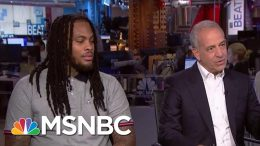 Hard In The Paint: Waka Flocka & Sen. Feingold's Green Bromance | The Beat With Ari Melber | MSNBC 4