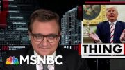 President Donald Trump Gets Mocked By The Dictionary | All In | MSNBC 5