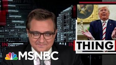 President Donald Trump Gets Mocked By The Dictionary | All In | MSNBC 10