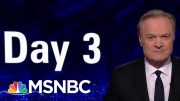 Rpt: Trump Comments To Russians Prompted W.H. Officials To Limit Access | The Last Word | MSNBC 4