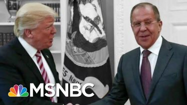 Frank Figliuzzi: Trump 'Actually Compromised Himself' With Russia | The 11th Hour | MSNBC 6