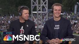Global Citizen Founder Announces 2020 Global Goal Live: The Possible Dream Festival | MSNBC 7