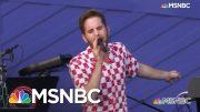 Ben Platt Sings 'Bad Habit' | MSNBC 4