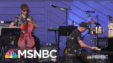 One Republic Performs 'Good Life' | MSNBC 6