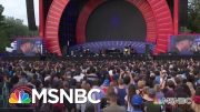 One Republic Performs 'Secrets' At Global Citizen Festival | MSNBC 3