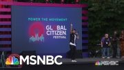 One Republic Performs 'Counting Stars' | MSNBC 4