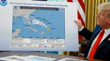 Trump continues to double down after hurricane map gaffe 6