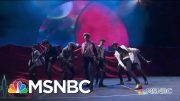 NCT 127 Performs 'Highway to Heaven' | MSNBC 3