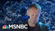 David Gray Performs 'Babylon' | MSNBC 5