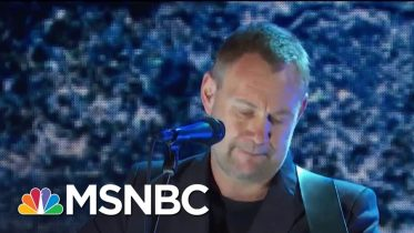 David Gray Performs 'Babylon' | MSNBC 6