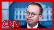 Sources: Mick Mulvaney on shaky ground in wake of whistleblower fallout 2
