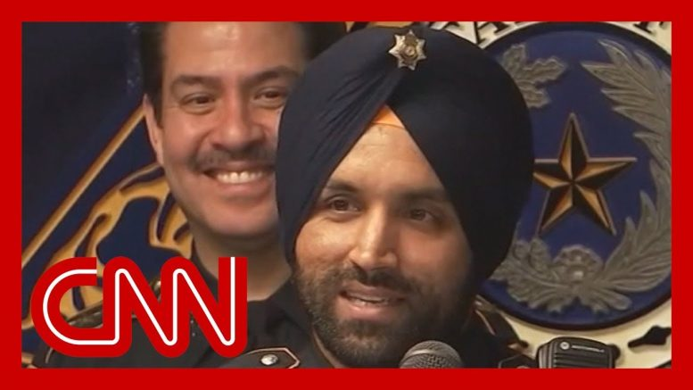 Houston department's first Sikh deputy shot and killed in the line of duty 1