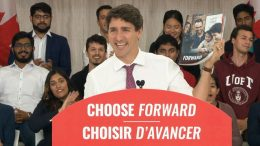 Justin Trudeau presents Liberal Party's full platform 4