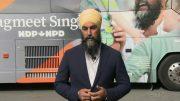 NDP Jagmeet Singh responds to Trudeau's Liberal platform 2