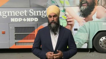 NDP Jagmeet Singh responds to Trudeau's Liberal platform 4