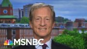 Full Steyer: On Day One, I Would Declare A National Emergency On Climate Change | MTP Daily | MSNBC 4