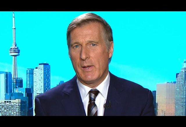 Maxime Bernier: PPC is only 'principled alternative' 1