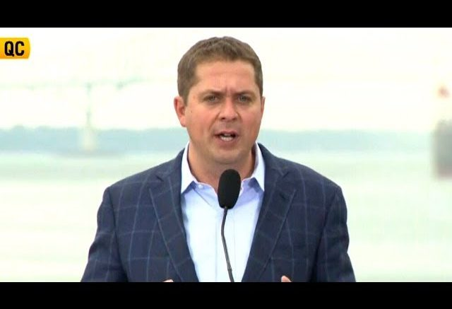 Scheer takes aim at Trudeau and handling of SNC-Lavalin scandal 1