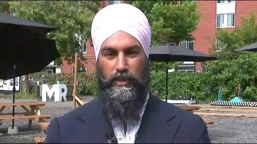 Jagmeet Singh: Green Party put out 'misinformation' about N.B. defections 10