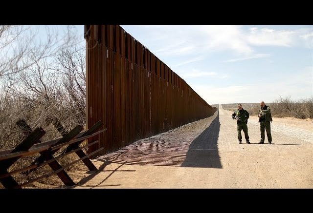 President Trump Diverting Military Money to Build the Border Wall - The Day That Was   MSNBC 1