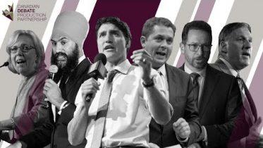 Canada Election 2019 Leaders' Debate 6