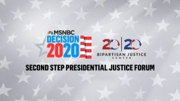 Watch Live: 2020 Democrats Speak At Justice Forum (Day 1) | MSNBC 3