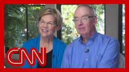 Elizabeth Warren shares story of proposing to her husband 8