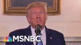 Trump Lifts Sanctions On Turkey, Claims Victory 'Against All Evidence' | Andrea Mitchell | MSNBC 7
