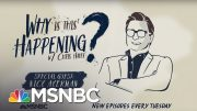 Investigating The President with Nick Akerman | Why Is This Happening? - Ep 21 | MSNBC 4
