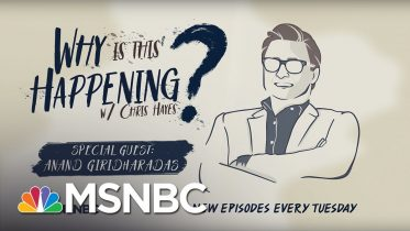 The Myths Of The Ruling Class with Anand Giridharadas | Why Is This Happening? - Ep 24 | MSNBC 6