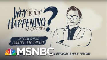 BONUS: Midterm Watch with Daniel Nichanian | Why Is This Happening? - Ep 28 | MSNBC 6