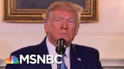 ISIS Resurgence Intensifies As Trump Hails Situation In Syria As Win For U.S | Deadline | MSNBC 5