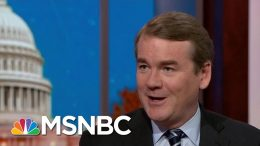 'Unless Something Changes' It'll Be Hard To Dislodge Voters From Biden's Name ID   MTP Daily   MSNBC 7