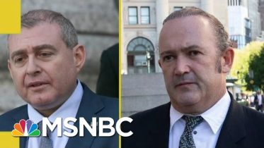 'A Major conspiracy': Indicted Giuliani Aides Could Sing To Feds   The Beat With Ari Melber   MSNBC 6