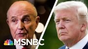 Revealed: The Strongest Case For Impeaching Trump Is Bribery | The Beat With Ari Melber | MSNBC 4