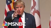Trump Lawyer literally Claims The President Can Shoot A Person Without Being Indicted | MSNBC 2