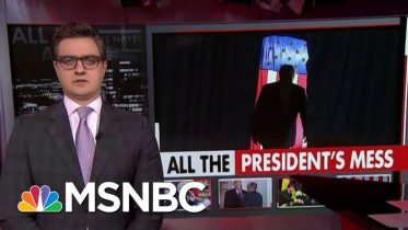 Chris Hayes: President Donald Trump's Defenses Just Keep Collapsing | All In | MSNBC 6