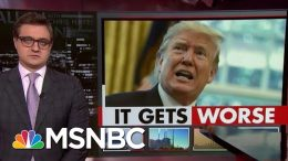 Hayes: Silent Deaths From Air Pollution A Part Of Trump Admin.'s Legacy | All In | MSNBC 3