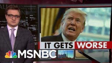 Hayes: Silent Deaths From Air Pollution A Part Of Trump Admin.'s Legacy | All In | MSNBC 1