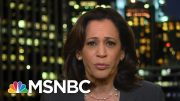 "Senator Kamala Harris: Mike Pompeo Is On The ""Verge Of Obstructing Justice"" 