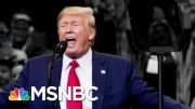 Trump Lawyers Argue He Can't Be Charged While President... Even For Murder | The 11th Hour | MSNBC 2