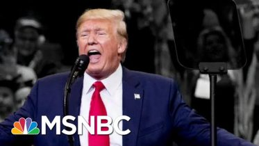 Trump Lawyers Argue He Can't Be Charged While President... Even For Murder | The 11th Hour | MSNBC 6