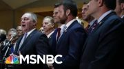 Oversight Cmte. Member: Republican Deposition Stunt Like A 'Fraternity' | The Last Word | MSNBC 4