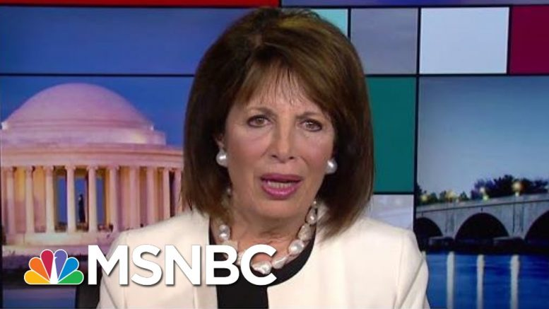 House GOP Members Storm Secure Room To Delay Witness - The Day That Was   MSNBC 1