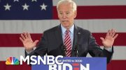 Joe Biden: We Don't Deserve A President Who Is Making Life 'Harder, Crueler, Pettier' | MSNBC 5