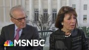 Rep. Jackie Speier Calls For Salary Freeze For Non-Cooperative Officials | Morning Joe | MSNBC 5