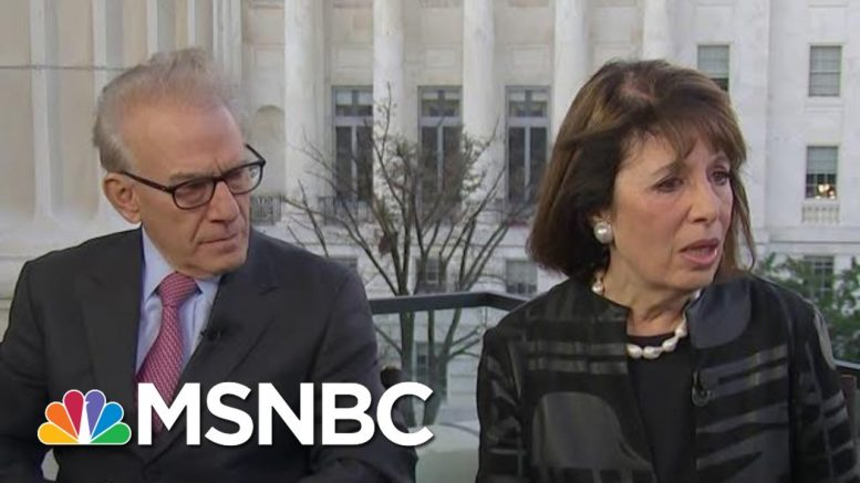 Rep. Jackie Speier Calls For Salary Freeze For Non-Cooperative Officials | Morning Joe | MSNBC 1