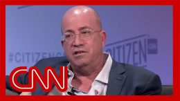 CNN President Jeff Zucker speaks at Citizen by CNN 1