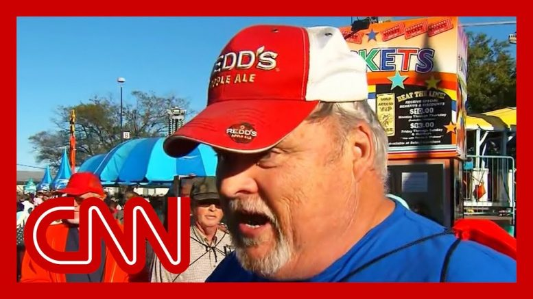Trump voter: At first, I thought they were after him. Not anymore 1